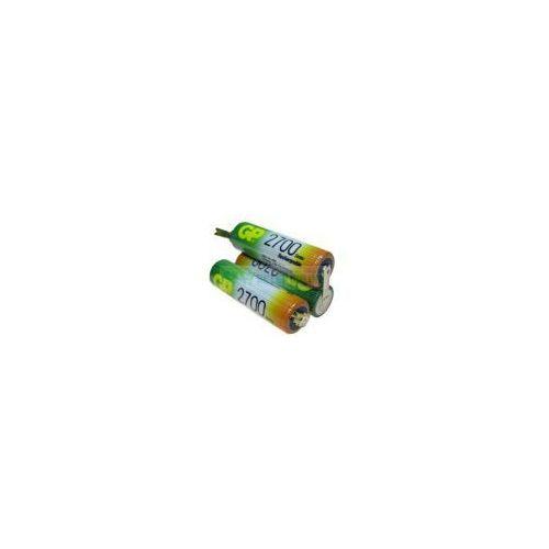 Bateria Moser 1871-0055 1871-0057 do golarki ChromStyle 2700mAh 9.7Wh 3,6V NiMh (powiększona pojemność)