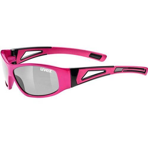 Uvex sportstyle 509 okulary rowerowe dzieci różowy 2018 okulary przeciwsłoneczne dla dzieci (4043197274652)