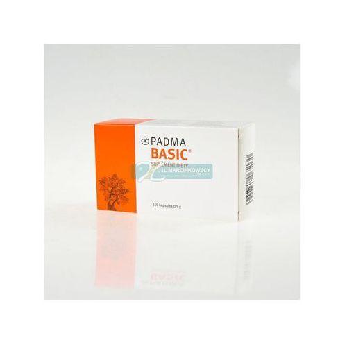 Padma basic x 100 kaps (kapsułki)