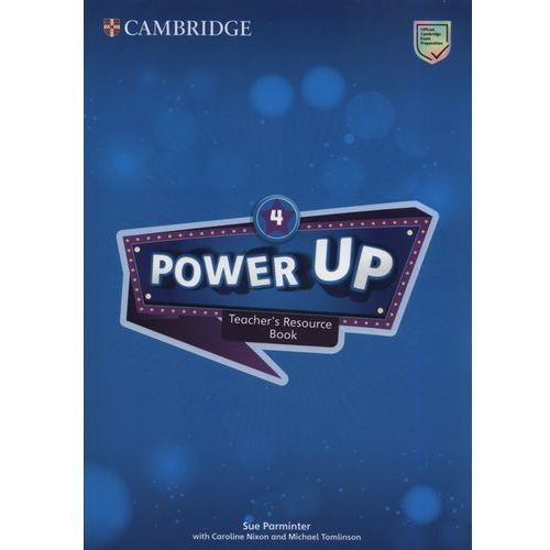 Power Up 4 Teacher's Resource Book with Online Audio (96 str.)