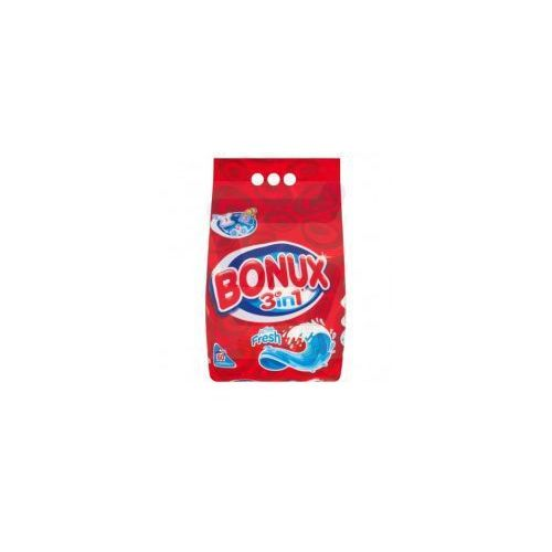 PROSZEK DO PRANIA BONUX 4,2 KG(60 prań) ACTIVE FRESH (proszek do prania ubrań)