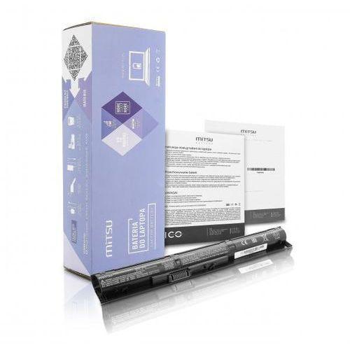 Mitsu Akumulator / nowa bateria do laptopa hp compaq probook 440 g2 (2200mah)