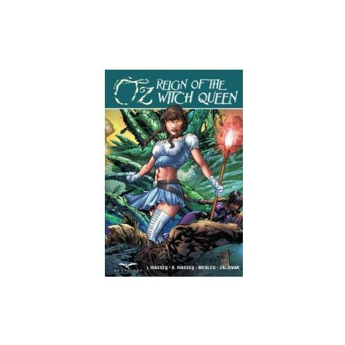 Grimm Fairy Tales: Oz: Reign of the Witch Queen