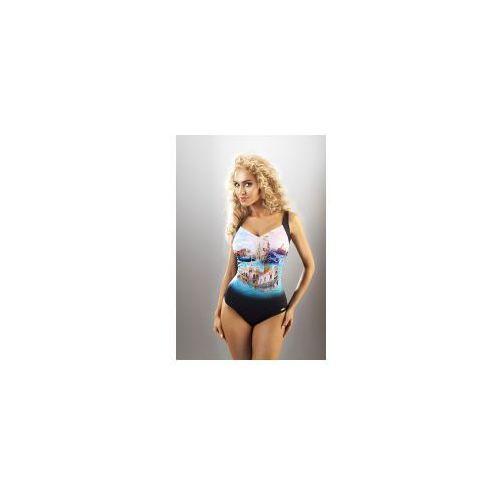 Kostium kąpielowy jednoczęściowy Aquarilla Vaneto 169, jednoczęściowy