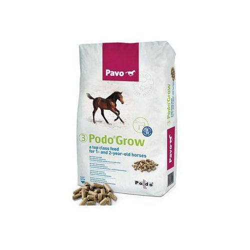 Pavo Podo Grow 3 20kg + GRATISY - produkt dostępny w e-PetShop.pl