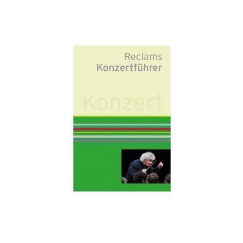 Reclams Konzertführer (9783150110317)