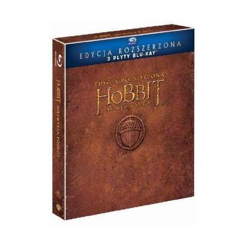 Hobbit: Niezwykła Podróż Edycja Rozszerzona (7321999327590)