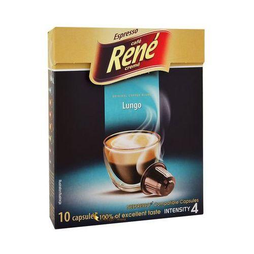 Rene Espresso Lungo Nespresso 10 kapsułek, 1530