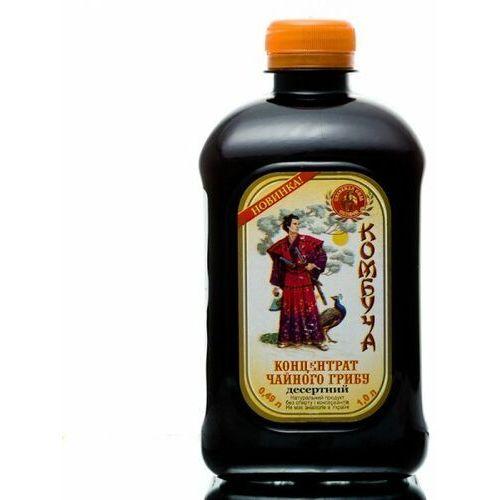 Kombucha (Kombucza) Koncentrat z Grzyba Herbacianego, 0,49 l (4820117330038)