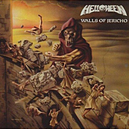 Bmg sony music Walls of jericho (reedycja) (winyl) - helloween. darmowa dostawa do kiosku ruchu od 24,99zł (5414939922763)