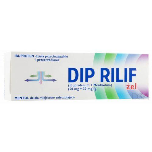 Dip Rilif zel x 50g, produkt z kategorii- Maści i żele przeciwbólowe
