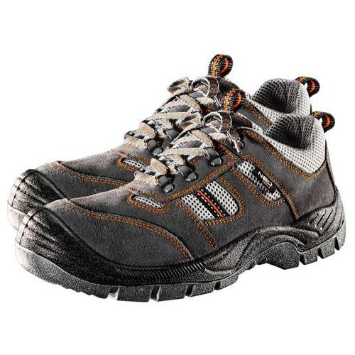 Półbuty robocze NEO 82-037 zamszowe (rozmiar 46) (obuwie robocze)