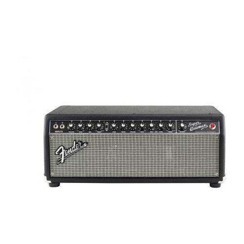 Fender Super Bassman 230V EUR, Black wzmacniacz do gitary basowej