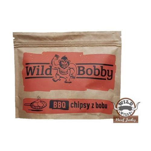 Wild willy Chipsy z bobu wild bobby 100 g bbq