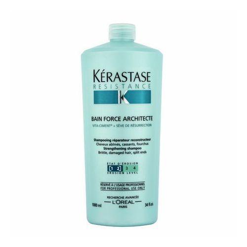 résistance bain de force architecte szampon do włosów 1000 ml dla kobiet marki Kérastase