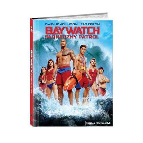 Imperial cinepix Baywatch. słoneczny patrol (dvd) + książka