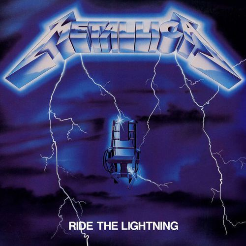 Metallica - Ride The Lightning (Remastered) (0602547885227)