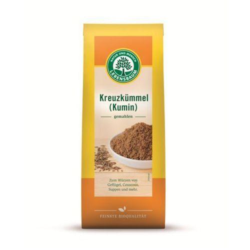 Lebensbaum (przyprawy, herbaty, kawy) Kmin rzymski mielony bio 40 g - lebensbaum (4012346156002)