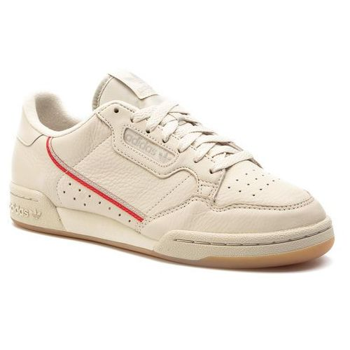 Buty adidas - Continental 80 BD7606 Cbrown/Scarle/Ectrin, kolor beżowy
