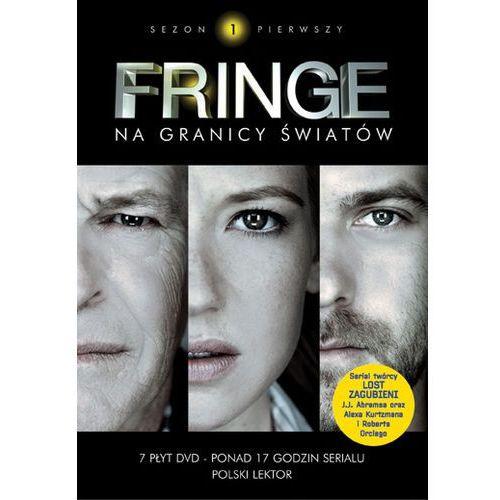 Fringe: Na Granicy Światów, sezon 1 (7DVD) - Różni DARMOWA DOSTAWA KIOSK RUCHU
