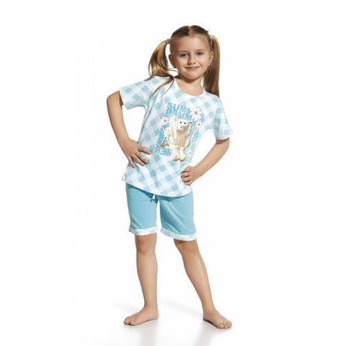 b0f56b40e29cb9 ... Rabbit biało turkusowy piżama dziewczęca, kolor niebieski 51,90 zł  komfortowa pizamka dziewczeca z wysokiej jakosci wyjatkowo milej i miekkiej  bawelny.