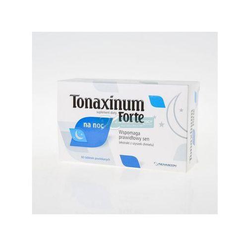 TONAXINUM FORTE na noc 60 tabletek - produkt farmaceutyczny