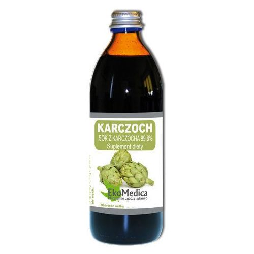 Ekamedica Karczoch sok 1000ml