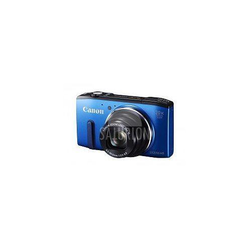 Canon PowerShot SX270 [zoom optyczny 20x]
