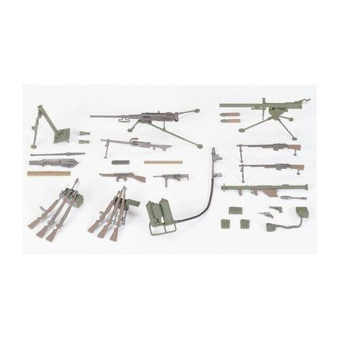 U.S. Infantry Weapons Set