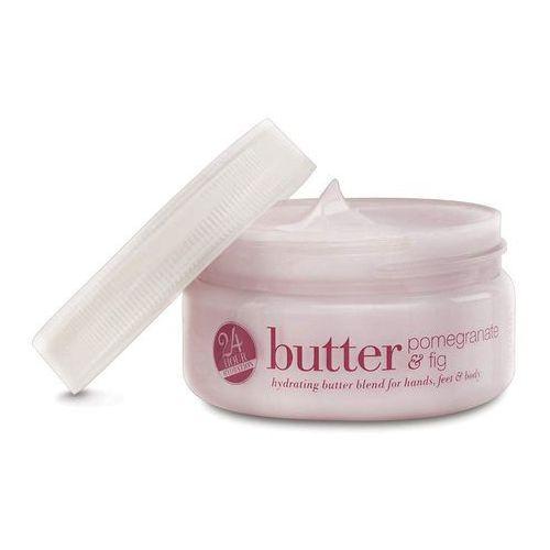 Cuccio Butter Blend | Nawilżające masło do ciała - owoc granatu i figa 42g
