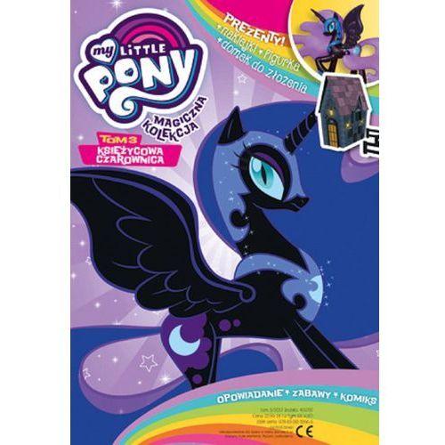 My Little Pony Magiczna kolekcja - Jeśli zamówisz do 14:00, wyślemy tego samego dnia. (12 str.)