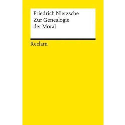 Zur Genealogie der Moral (9783150071236)