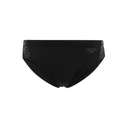 Speedo BOOM SPLASH Kąpielówki black/oxid grey (5053744245041)