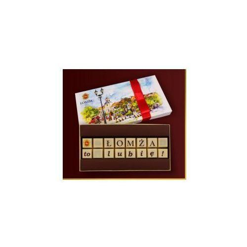 Carmag polska Czekoladki czekoladki reklamowe z nadrukiem 2 x 8