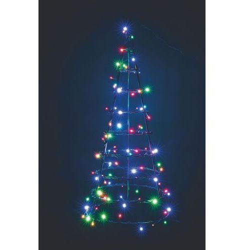 EMOS Lampki choinkowe 500LED, 50M, IP44, kolorowe z kategorii ozdoby świąteczne