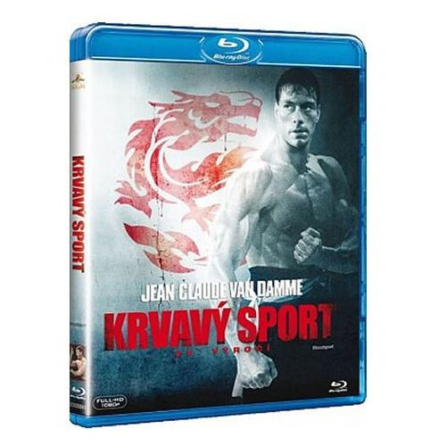 Krvavý sport - Blu-ray neuveden
