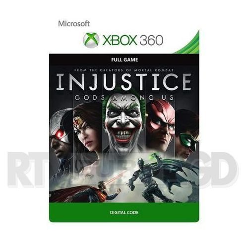 Injustice God Among Us (Xbox 360)