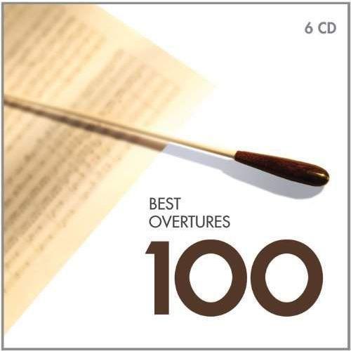 Różni wykonawcy - 100 best overtures marki Empik.com
