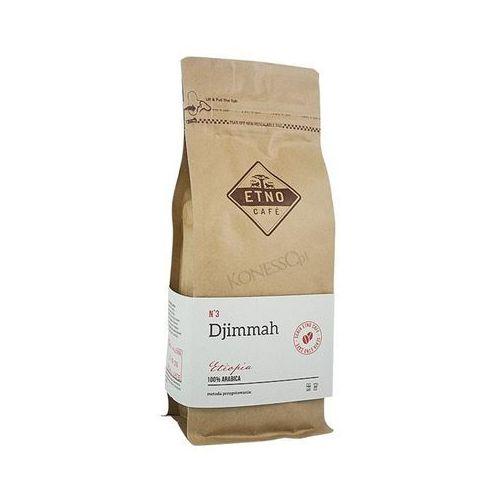 Kawa ziarnista djimmah 250g marki Etno cafe