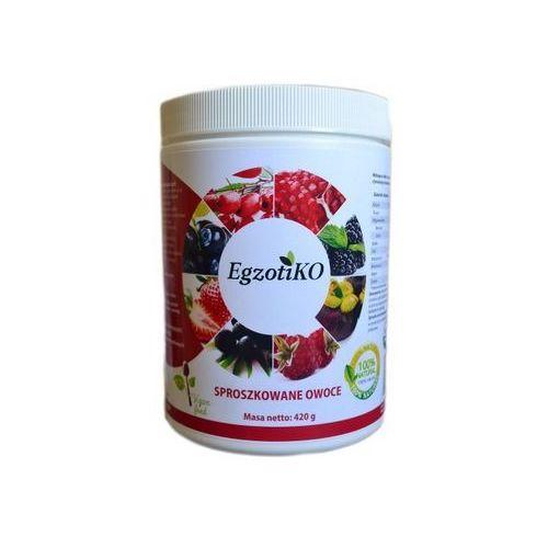 Egzotiko mix sproszkowanych owoców 420g