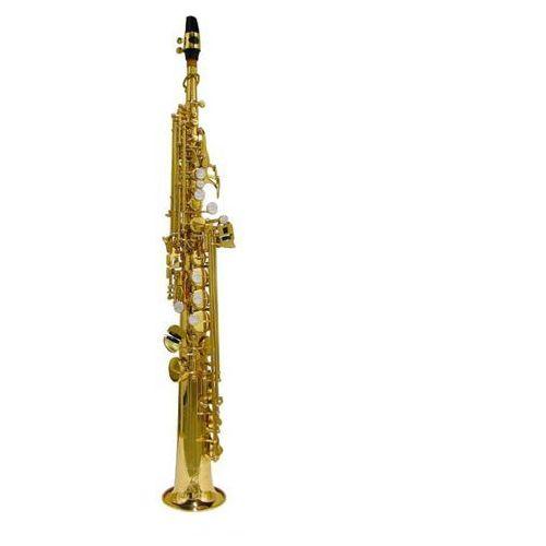 Stewart ellis se-700-n saksofon sopranowy (z futerałem)