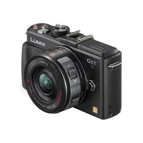 Panasonic Lumix DMC-GX1 [zoom optyczny 2x]