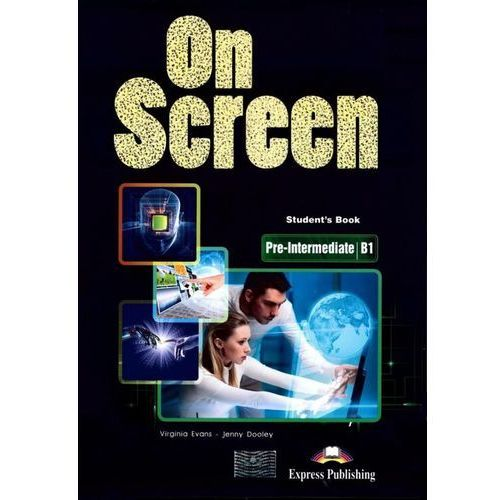 On Screen Pre-Intermediate B1 SB+eBook, Express Publishing
