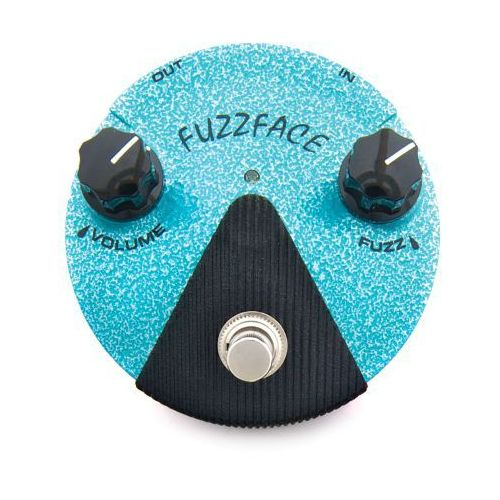 Dunlop ffm3 - jimi hendrix fuzz face mini distortion