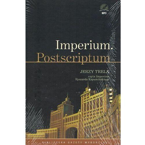 Imperium. Postscriptum + CD MP3 (9788375521269)