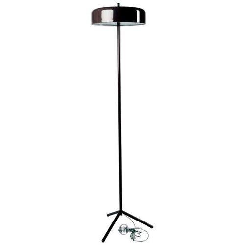 Lampa podłogowa PLATE czarny D2