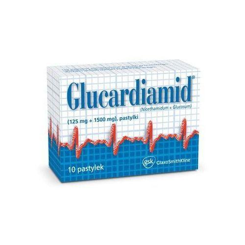 Glucardiamid x 10 tabl. do ssania marki Omega pharma