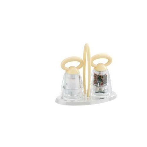Tescoma Młynek do pieprzu i młynek do soli spice bells, stojak (8595028418200)