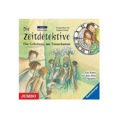Die Zeitdetektive - Geheimnis Um Tutanchamun (9783833717864)