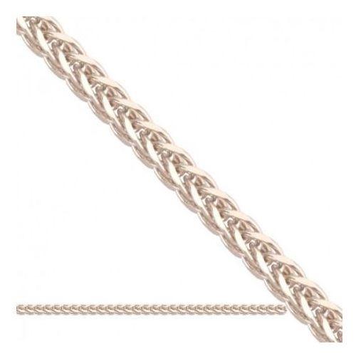 Łańcuszek złoty pr. 585 - lv002c marki Rodium